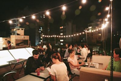 Bairro Pocitos é o antro gastronômico e boêmio de Montevidéu