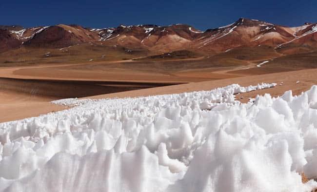 Parque Nacional De Eduardo Avaroa